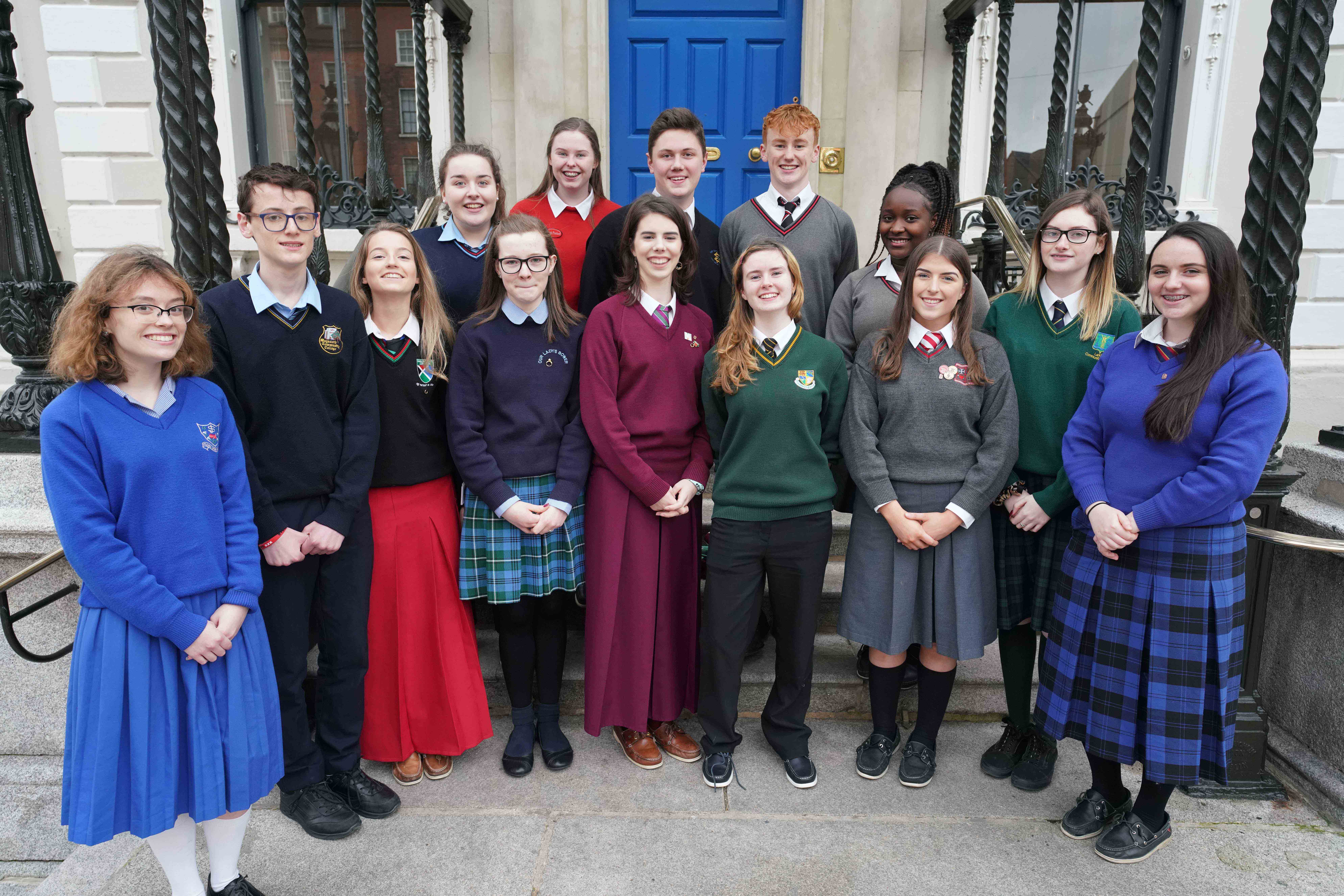 Members of the Oireachtas TED-Ed Club